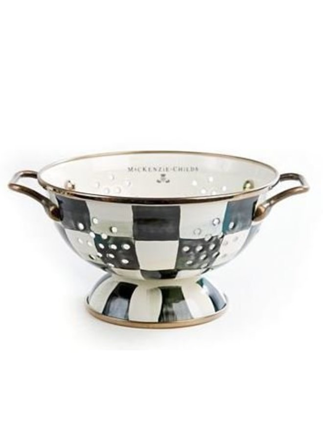 Courtly Check Colander-Small