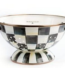 MacKenzie-Childs Courtly Check Colander-Large