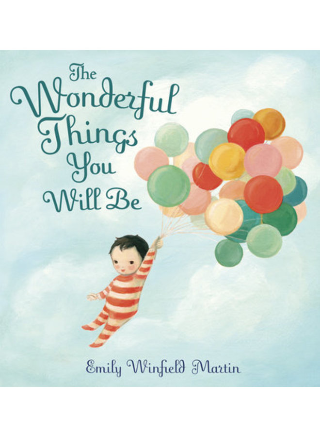 Wonderful Things You Will Book