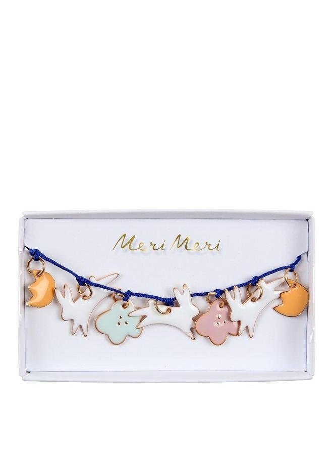 Bunny Enamel Bracelet
