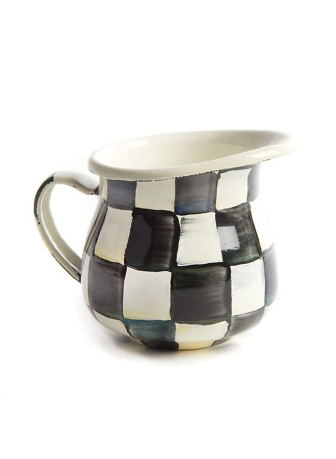 Courtly Check Little Creamer