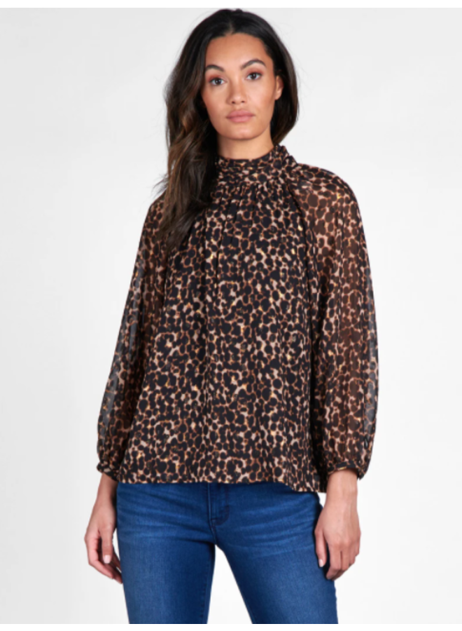 Spotted Tortoise Top