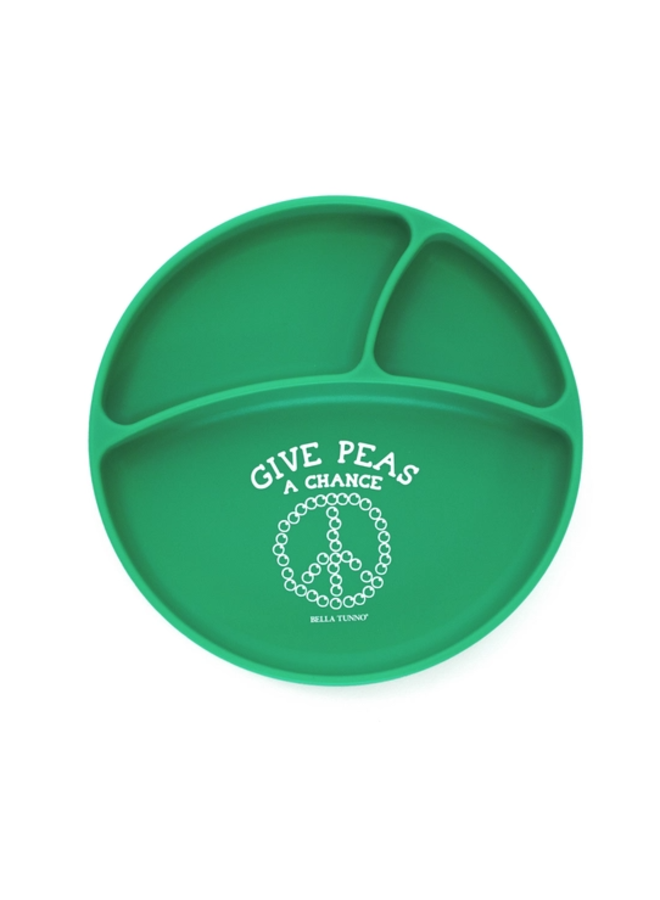 Wonder Plate-Give Peas A Chance