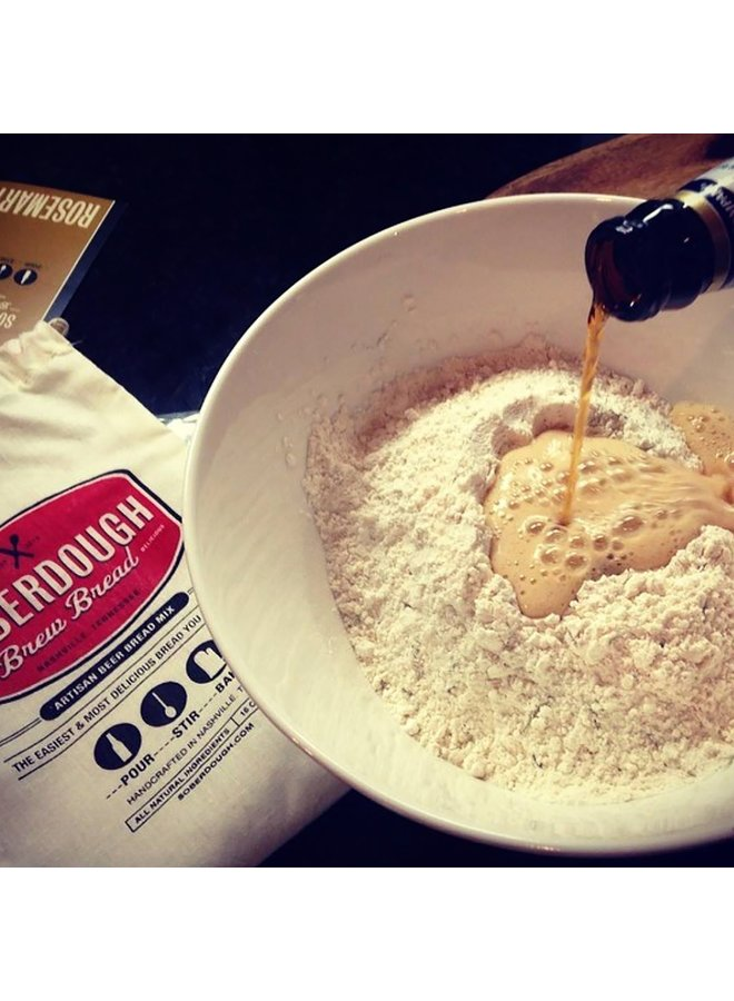 Cinnamon Swirl Brew Bread