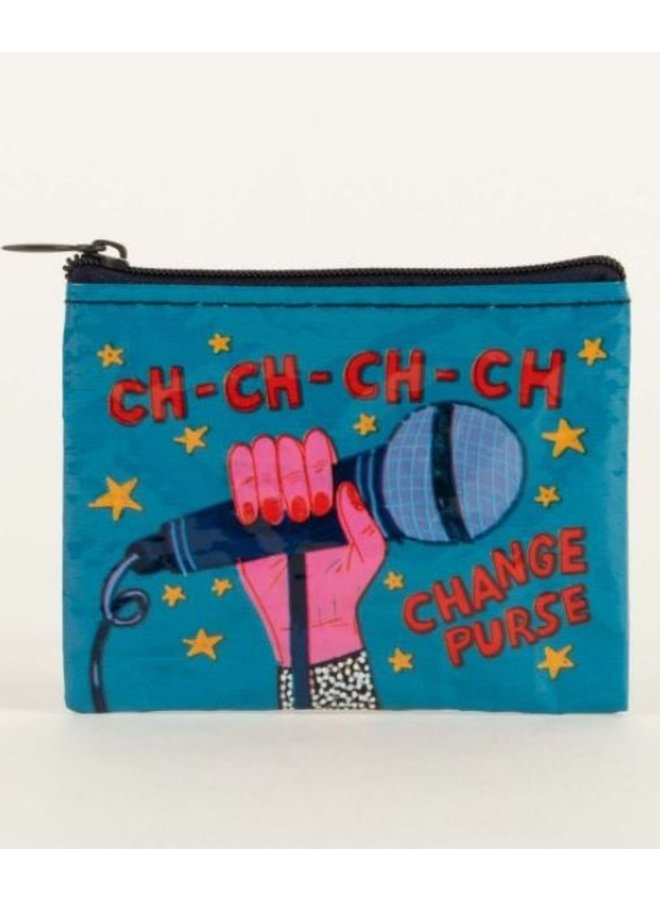 Ch-Ch-Change Purse Coin Purse