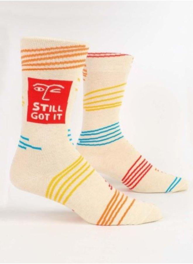 Men's Socks- Still Got It