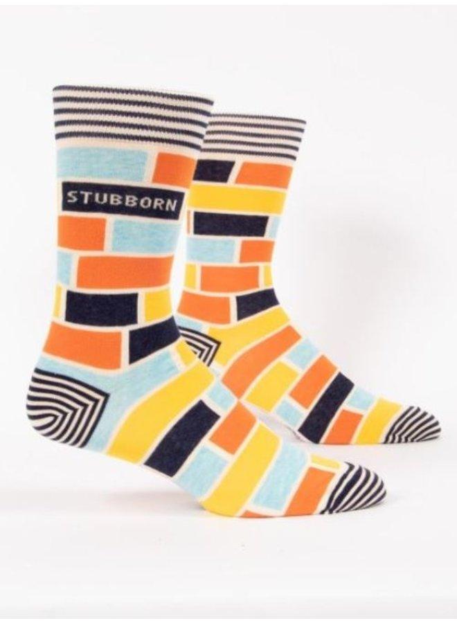 Men's Socks- Stubborn