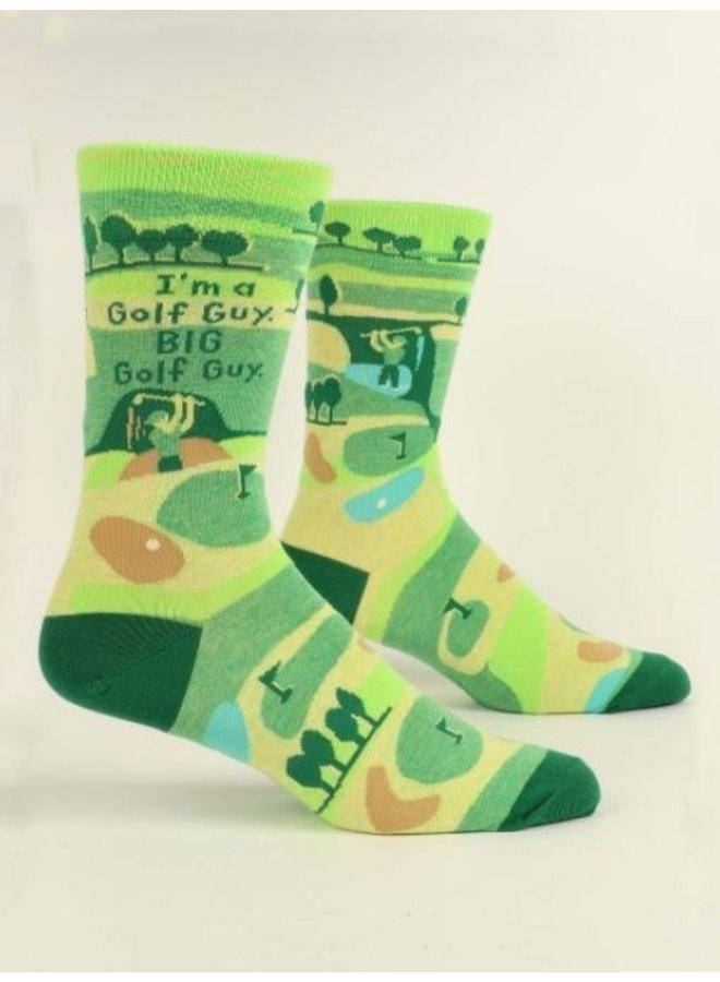 Men's Socks- I'm A Golf Guy