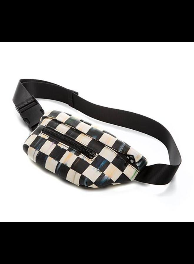 Courtly Check Belt Bag