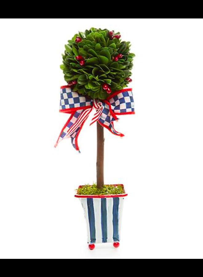 Boxwood Topiary- Americana
