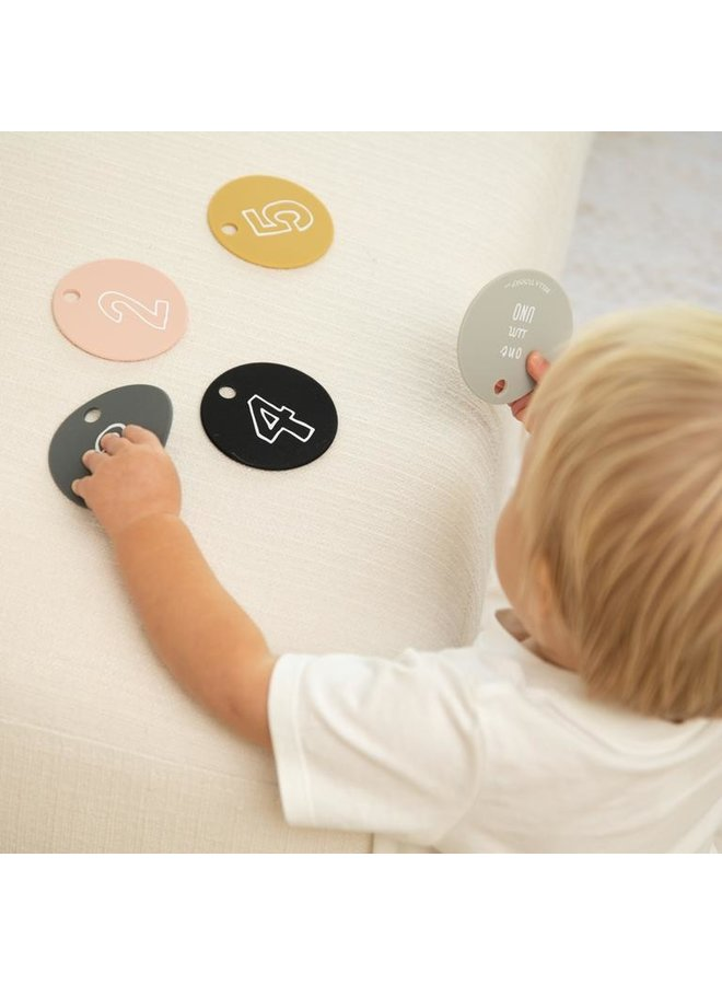 Count On ItTeething Flashcards