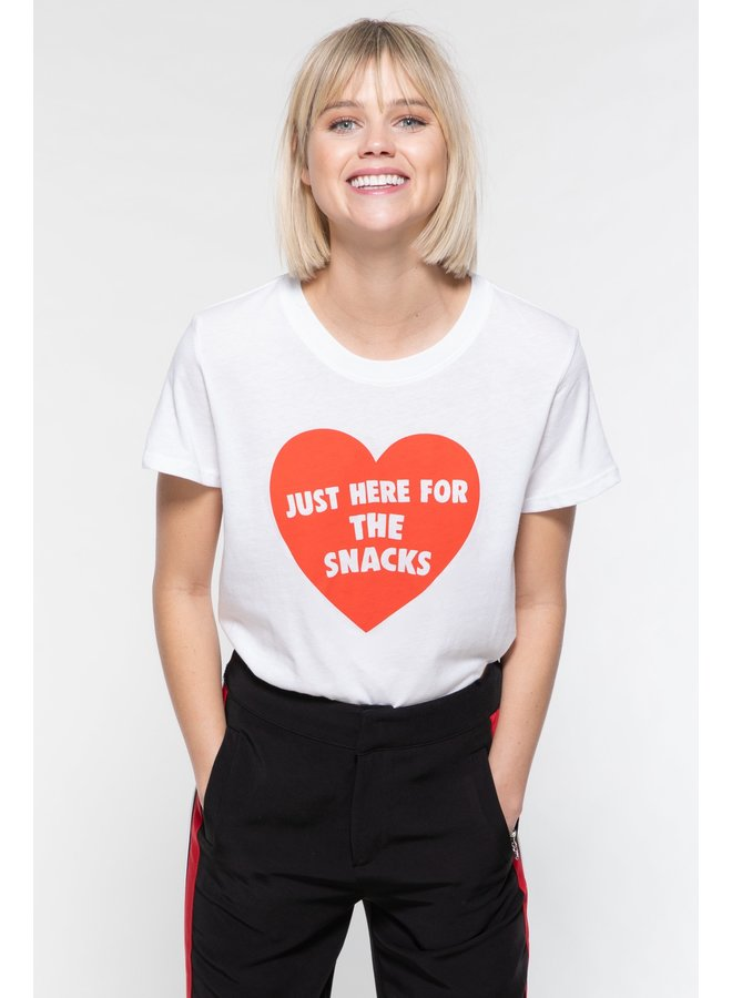 Snacks Loose Tee