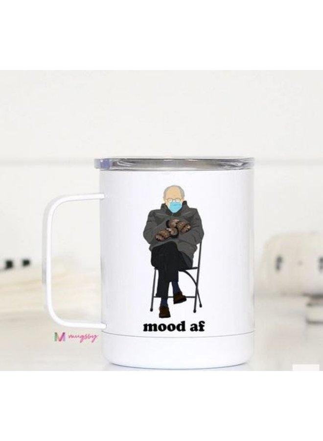 Bernie Sanders Mood AF Mug