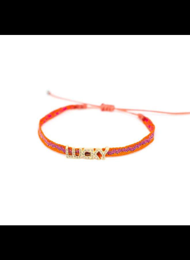 Adjustable Cord Bracelets