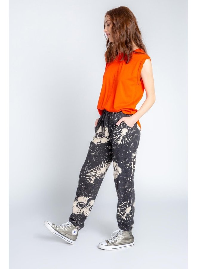 Stormy Monday Banded Pant