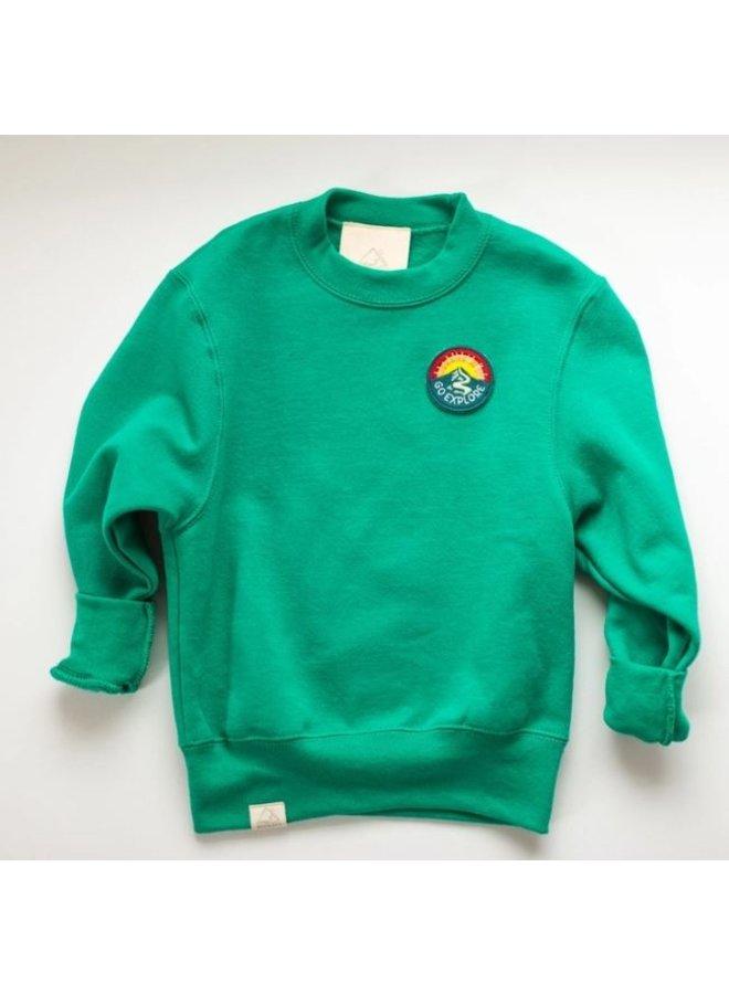 Go Explore Sweatshirt