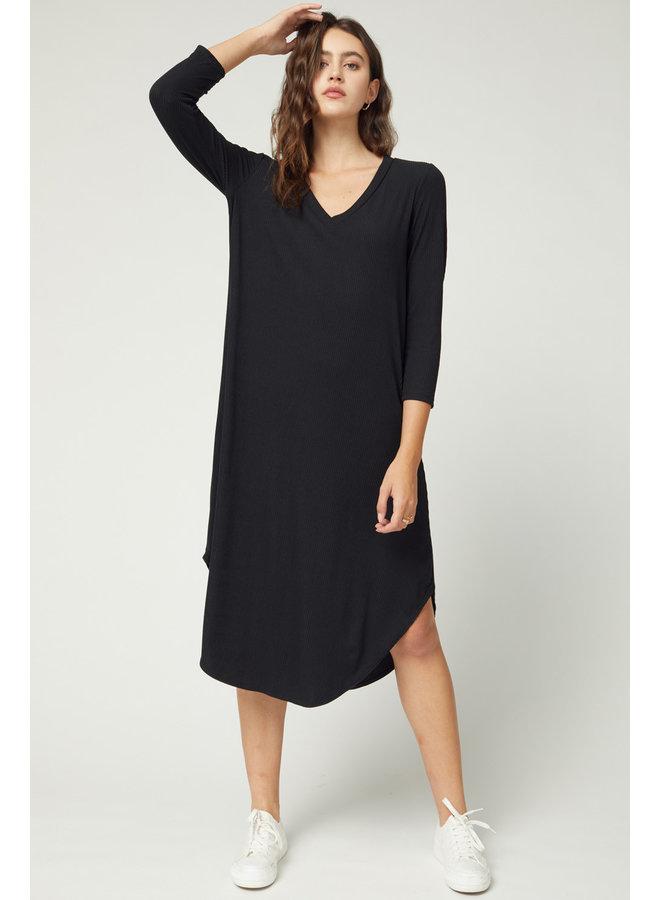 Black to Basics Dress