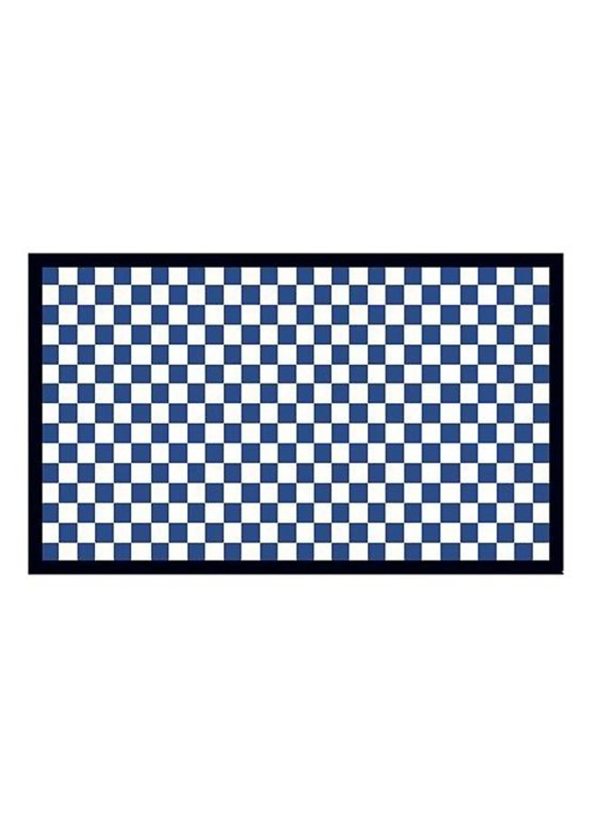 """Check It Out Rug - 2'3"""" x 3'9"""" - Royal"""