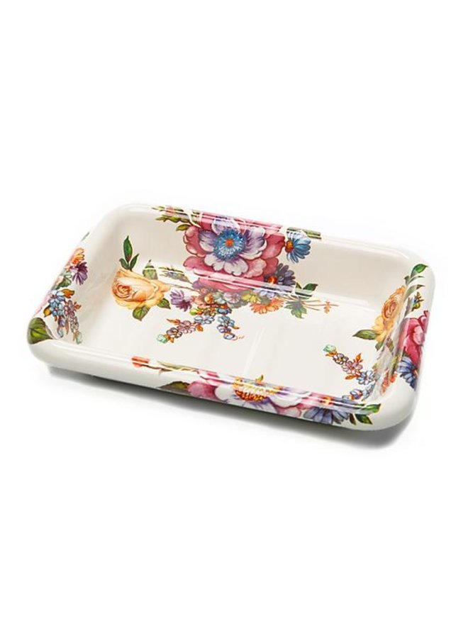 Flower Market Simply Soap Dish