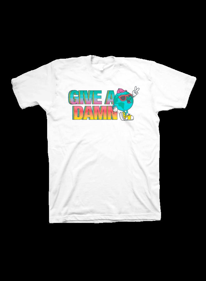 Give A Damn Tee Shirt