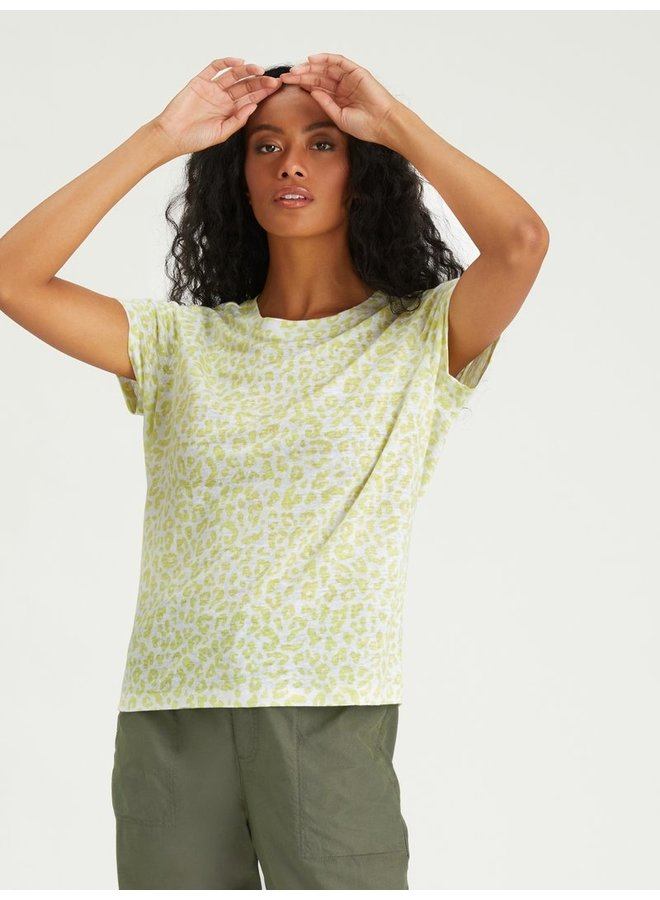 The Perfect Tee- Lime