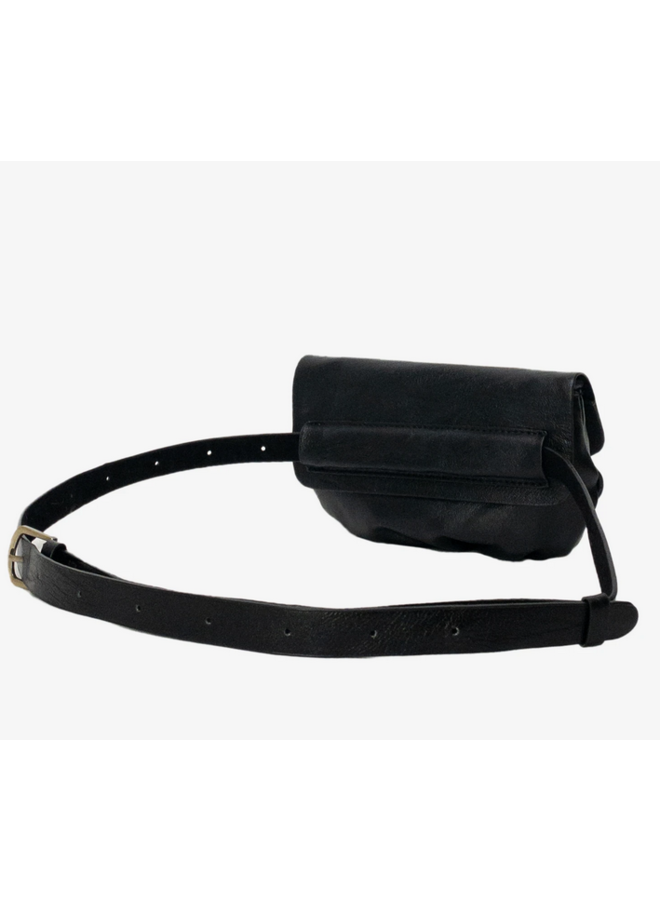 Etta Convertible Bag Vegan Black