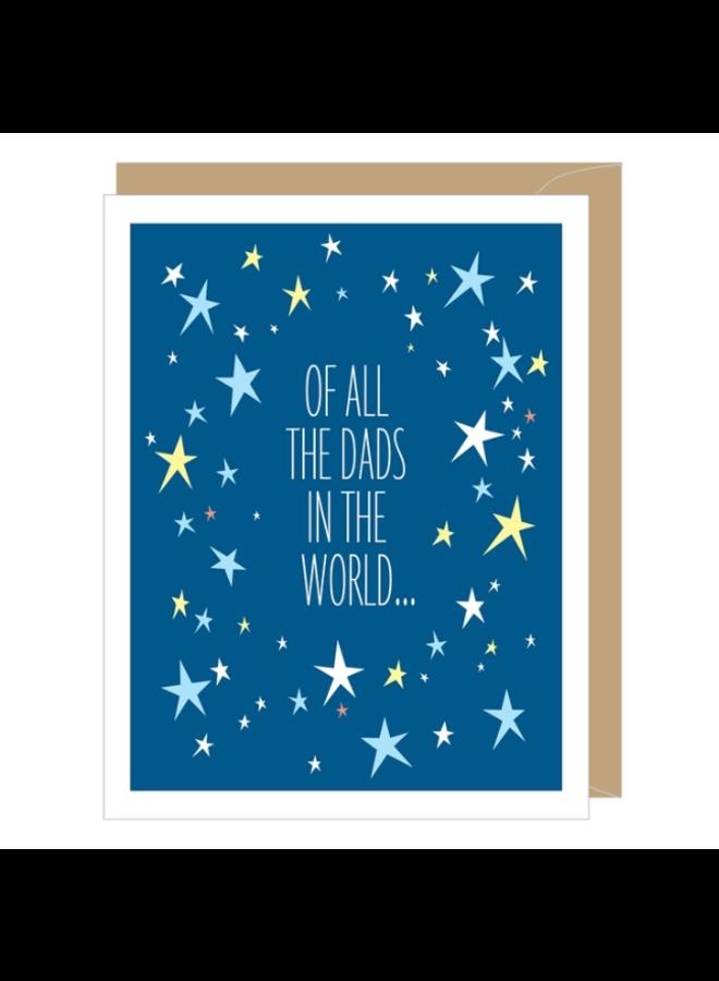 Greatest Dad Birthday Card