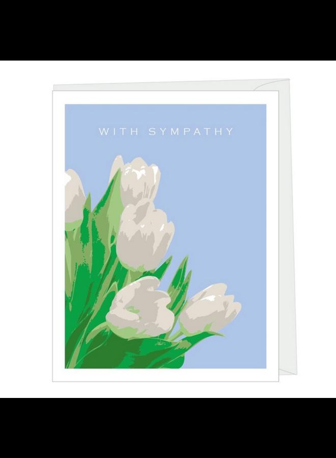 Sympathy Tulip Card