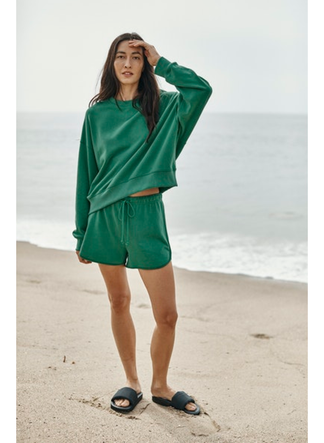 Presely04 Green Short