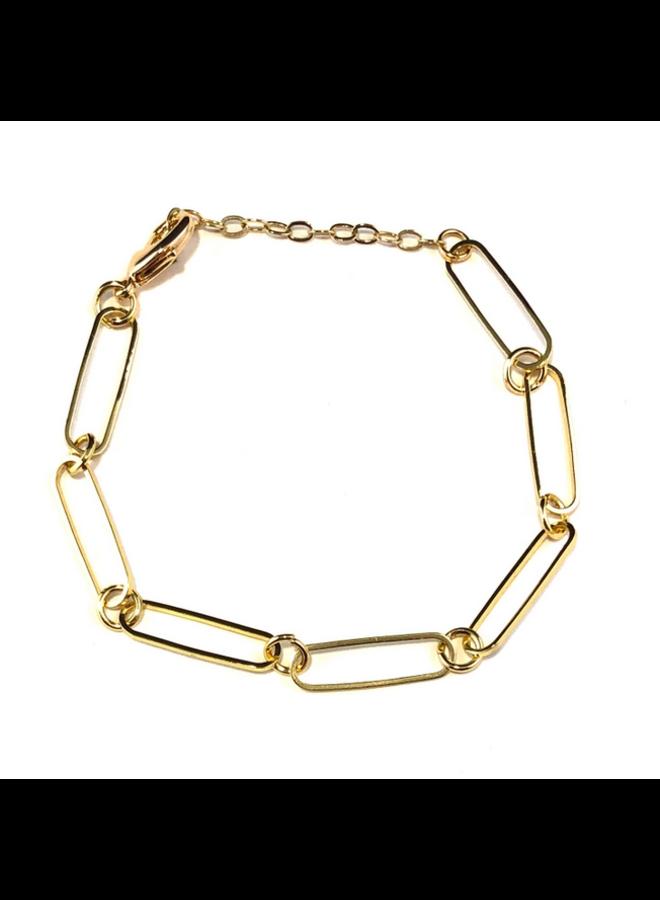 Ellie Gold Bracelet