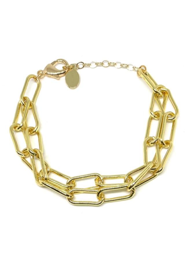 Leo Chain Bracelet
