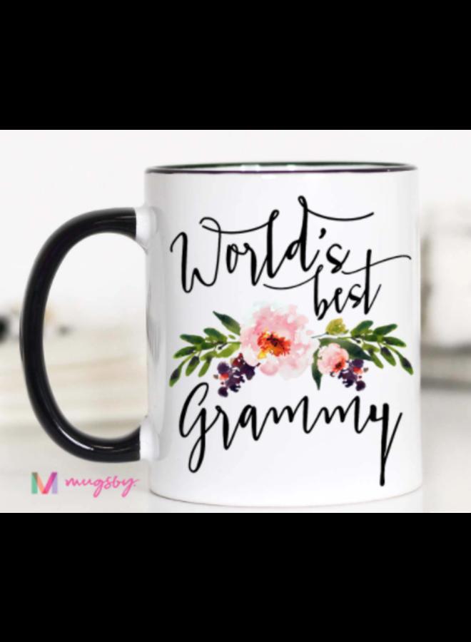 World's Best Grammy Ceramic Mug