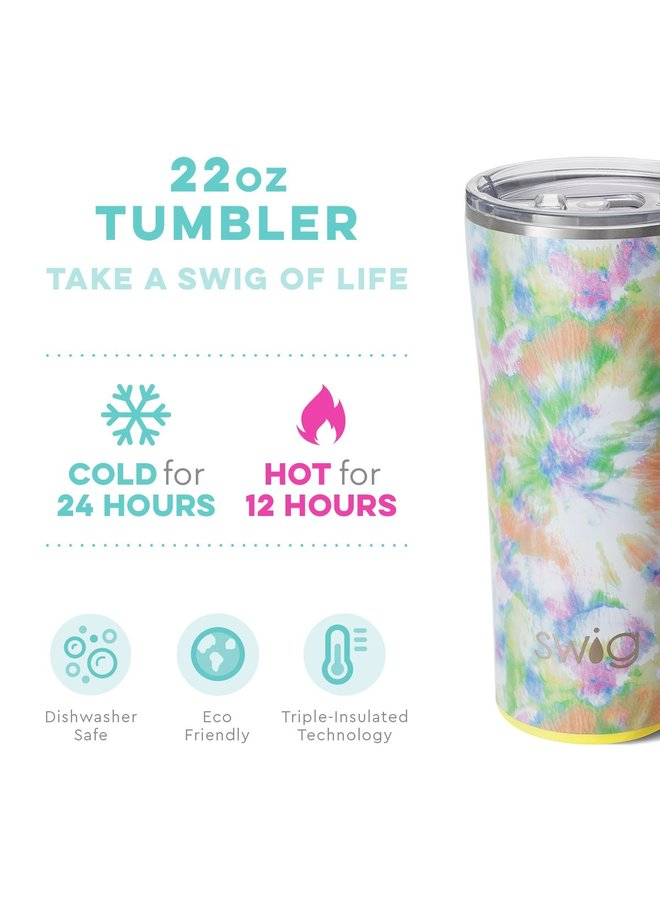 22oz Tumbler -  You Glow Girl