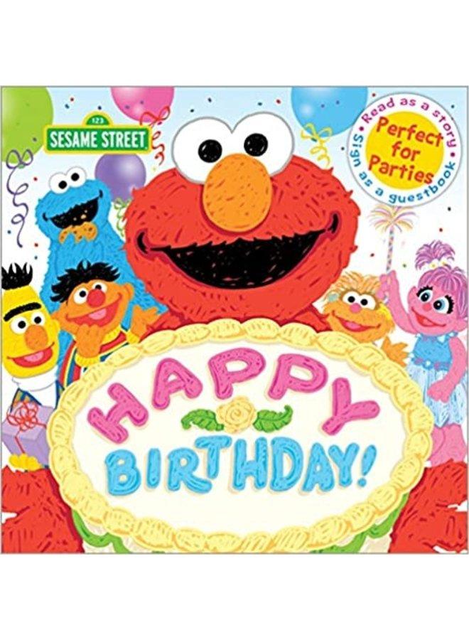 Happy Birthday! Book