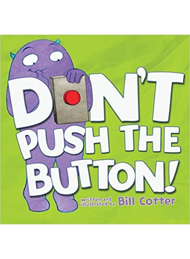 Dont Push The Button Book