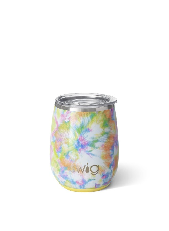14oz Stemless Cup - You Glow Girl