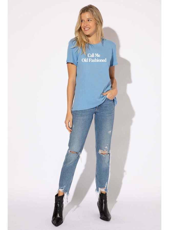 Call Me Old Fashioned Loose Tee
