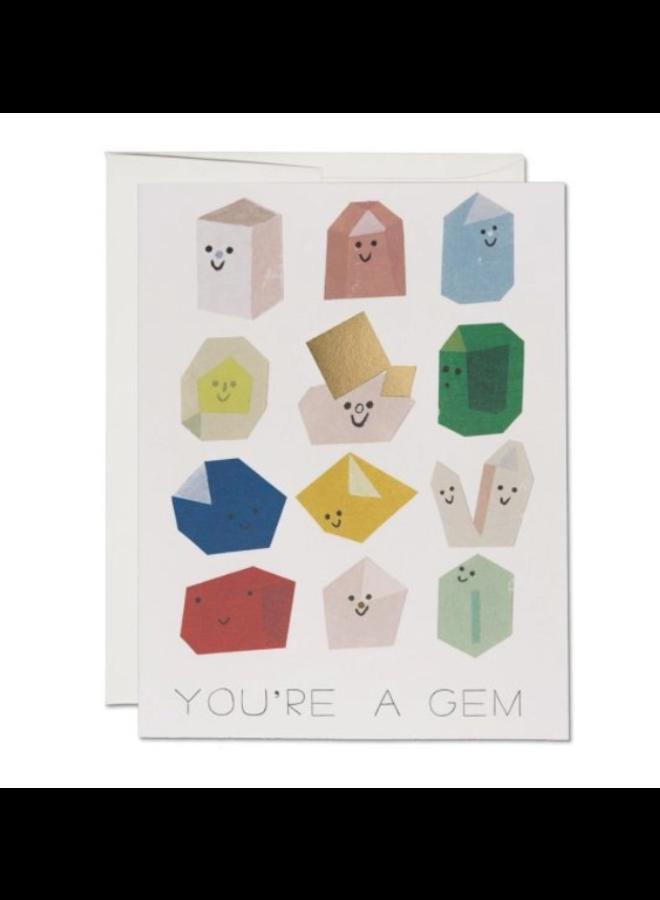 Gem Buddies Card