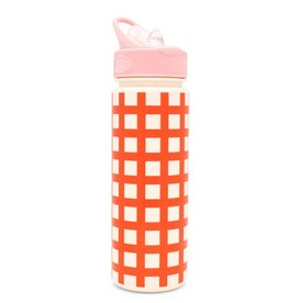 ban.do Work It Out Water Bottle: Lattice