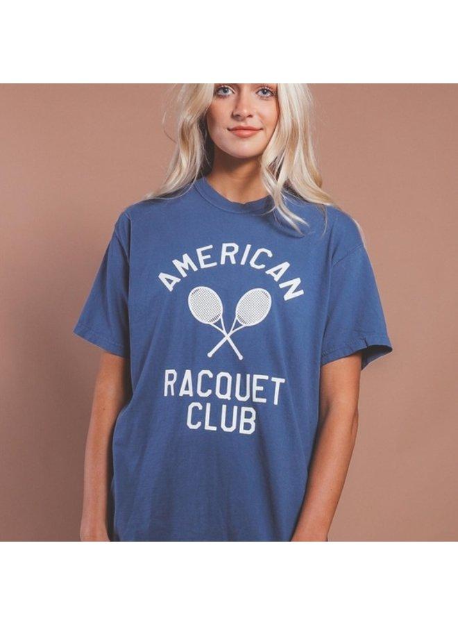 American Racquet Club Tee
