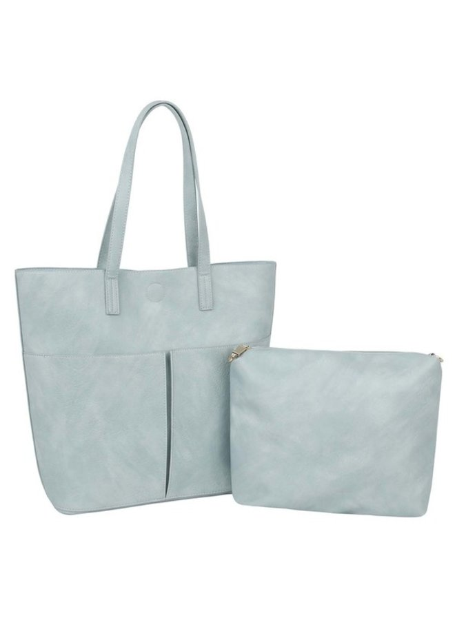 Fashion Front Pocket 2 in 1 Tote