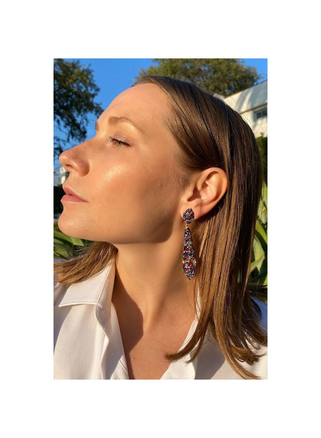 Blast Rainbow Earrings