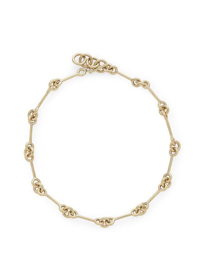 Code Collar Necklace