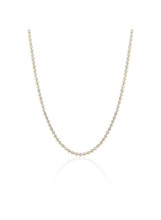 Diana Star Collar Gold