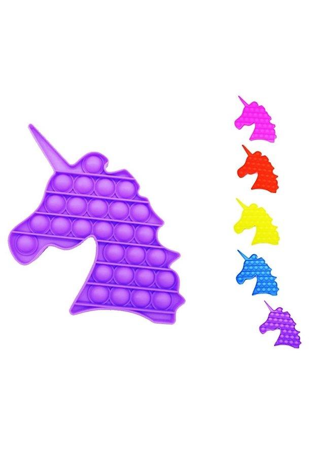 Fidget Pop Its - Unicorn