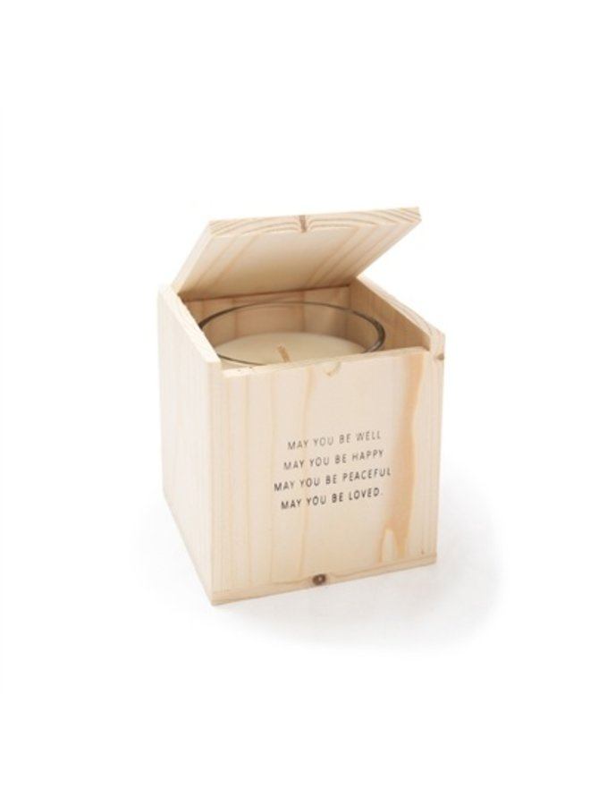 Blessing Candle in Box