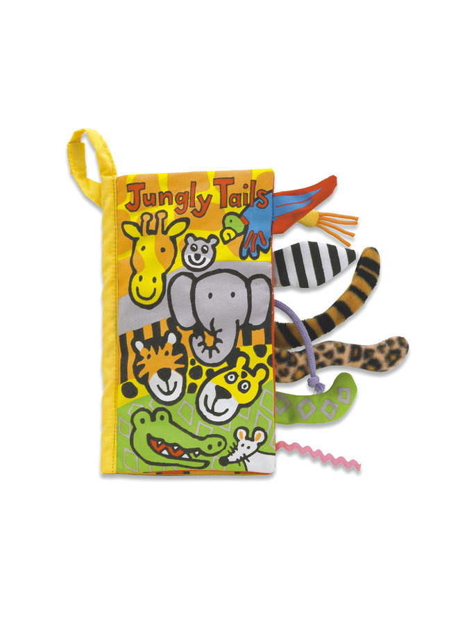 Jungly Tails Activity Book