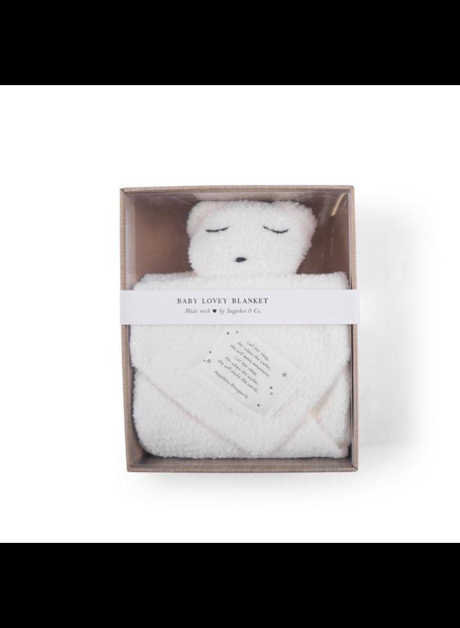 Baby Lovey Blanket -