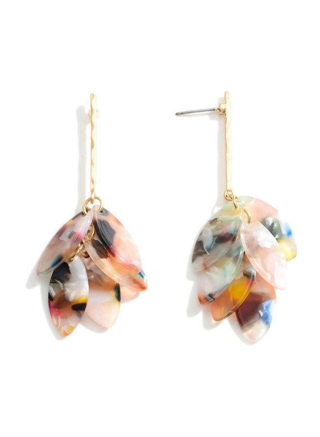Drop Resin Earrings