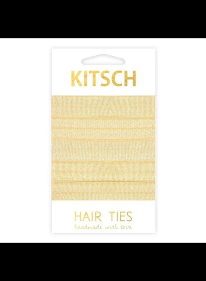 Blondie 5pc Hair Ties